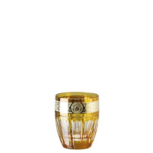 Versace Amber Medusa Gala Prestige Whiskey DOF Double Old Fashioned
