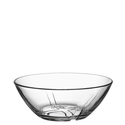 Kosta Boda Bruk Bowl Clear Small