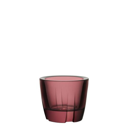 Kosta Boda Bruk Votive Anything Bowl Aubergine Purple MPN: 7061604 EAN: 7321646023219
