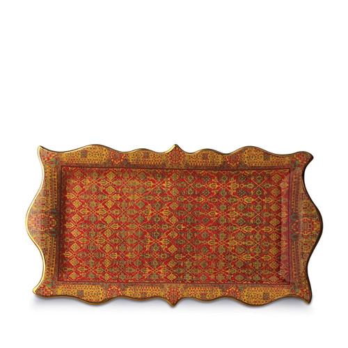 L'Objet Tabriz Rectangular Platter
