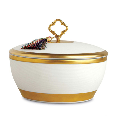 L'Objet Chinoiserie Key 3-wick Candle