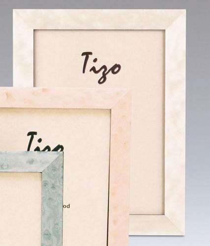 Tizo Bella 5 x 7 Inch Wood Picture Frame - White