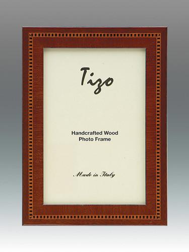 Tizo Rails 4 x 6 Inch Wood Picture Frame