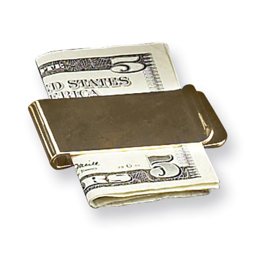 Gold-plated Money Clip GL8791