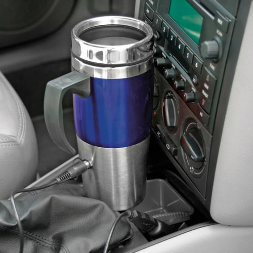 Blue Dual Powered USB Travel Mug GM14950