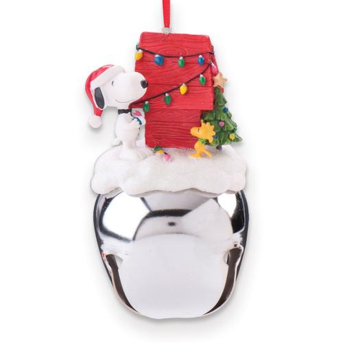 Jingle Buddies Snoopy Jingle Bell Ornament GM15790