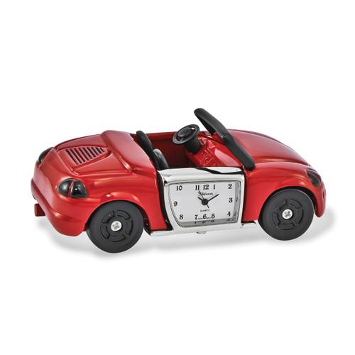 Red Convertible Car Desk Clock GM16873