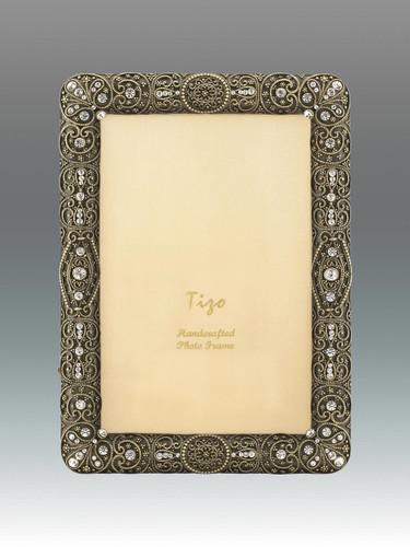 Tizo Kingdom 5 x 7 Inch Jeweltone Picture Frame