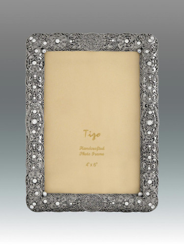 Tizo Queens 5 x 7 Inch Jeweltone Picture Frame