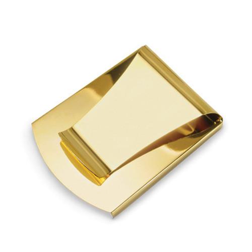Gold-Toned Smart Money Clip Gold-tone GP8035
