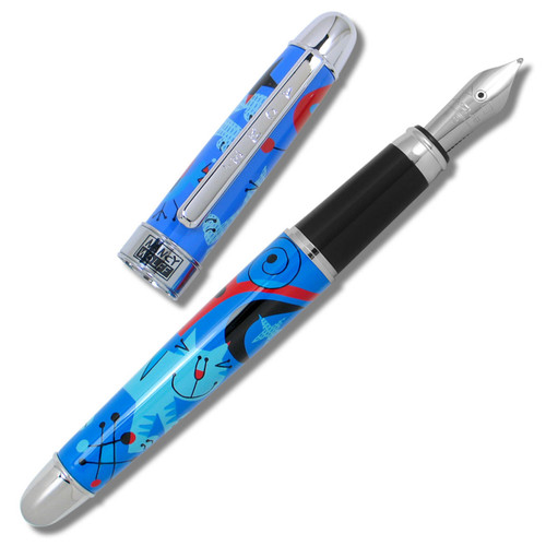 Acme Cats Fountain Pen