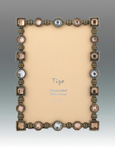 Tizo Big Jewels 5 x 7 Inch Jeweltone Picture Frame