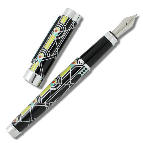 Acme April Showers Fountain Pen