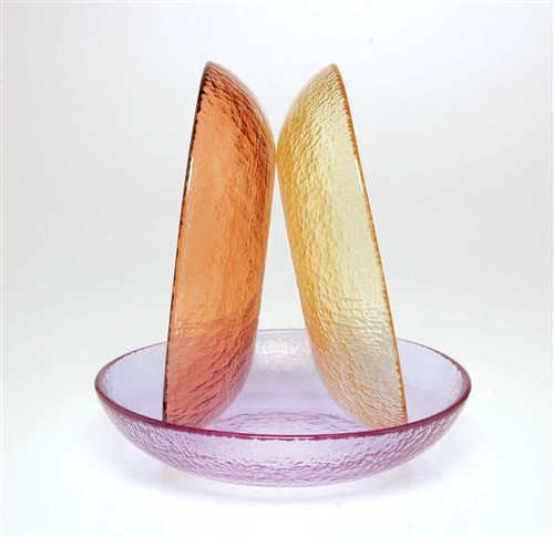 Fire and Light Pasta Bowl 9 3/8 Inch