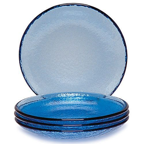 Fire and Light Appetizer Plate 6 5/8 Inch