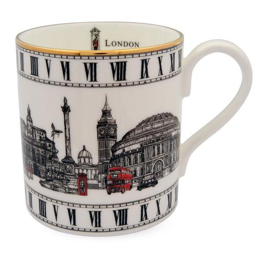 Halcyon Days The London Icons Mug BCLON03MGG