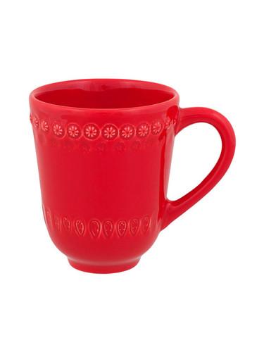 Bordallo Pinheiro Fantasy Red Mug MPN: 65019155 EAN: 5600876076182