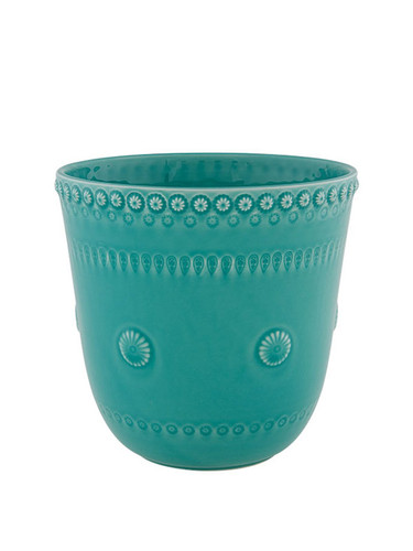 Bordallo Pinheiro Fantasy Vase Acqua Green 65021266