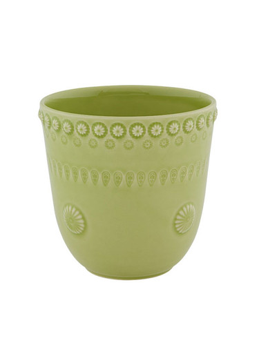 Bordallo Pinheiro Fantasy Vase Bright Green 65021265