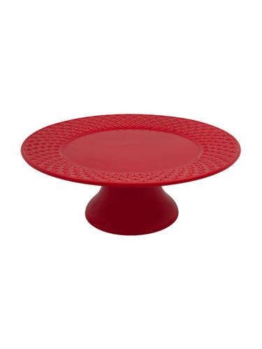 Bordallo Pinheiro Hearts Red Cake Stand MPN: 65002326 EAN: 5600876071927