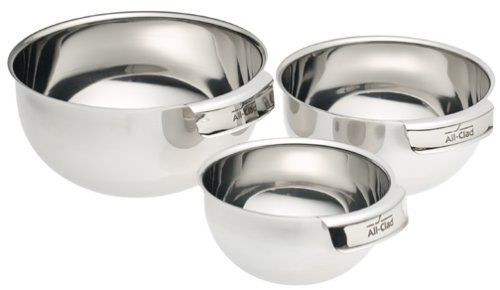 All Clad Kitchen Accessories Mixing Bowl Set