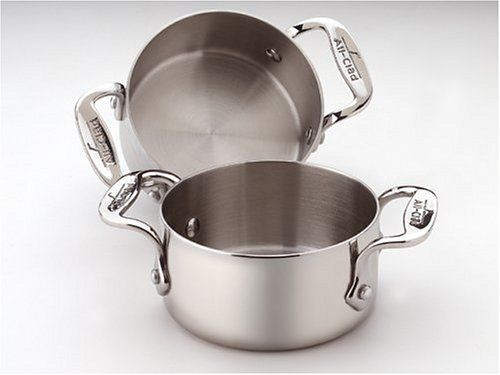 All Clad Specialty Cookware Stainless SteelSet/2 Soup Ramekins