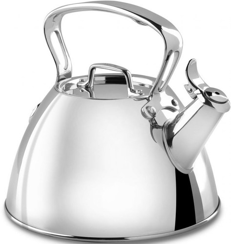 All Clad Specialty Cookware 2 Qt.Tea Kettle