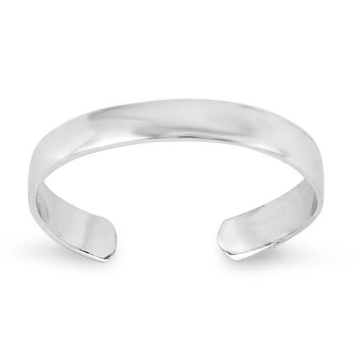 Toe Ring 14k White Gold D1954