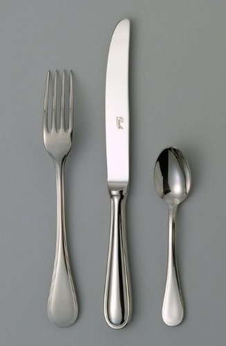 Chambly Capitole 5 piece Place Setting - Silver Plated