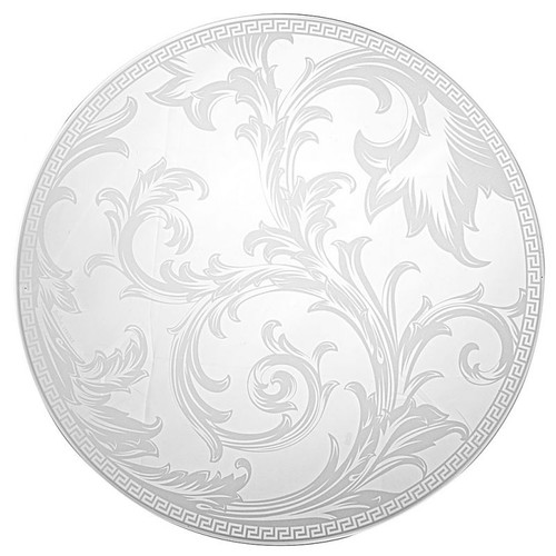 Versace Arabesque Bowl Crystal 14 1/4 inchClear