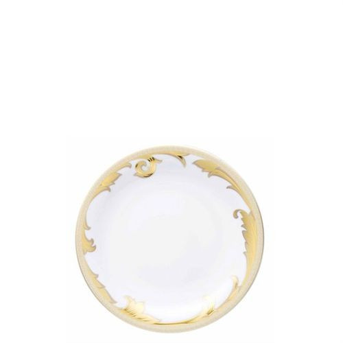 Versace Arabesque Gold Bread & Butter Plate 7 1/2 inch