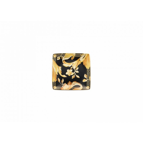 Versace Vanity Canape Dish 4 3/4 inch Square