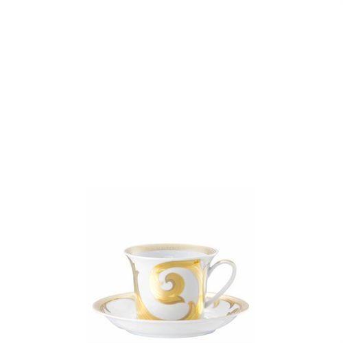 Versace Arabesque Gold Cappucino Cup 8 1/3 ounce