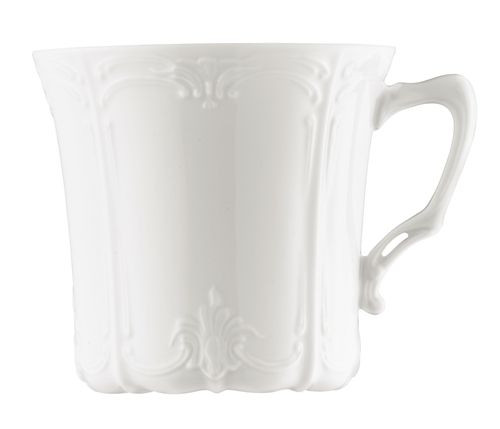 Rosenthal Baronesse White Coffee Cup 6 ounce