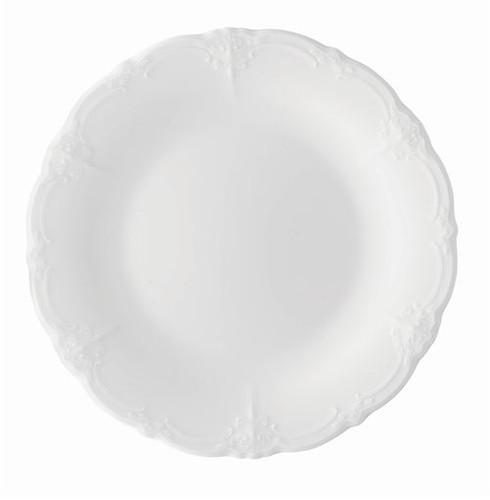Rosenthal Baronesse White Dinner Plate 10 inch