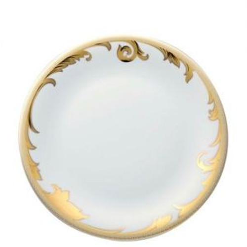 Versace Arabesque Gold Lid for Open Vegetable For 56 ounce 8 inch