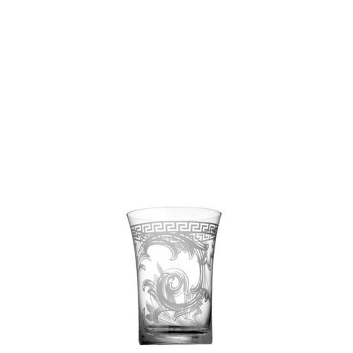 Versace Arabesque Longdrink Highball 15 ounce Clear