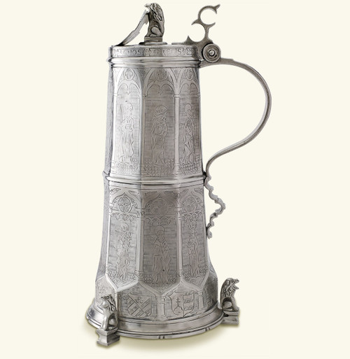 Match Pewter Engraved Beer Stein A398 0 Mpn A398 0 At