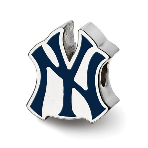 New York Yankees Interlocking Ny Cap Logo Enameled Logo