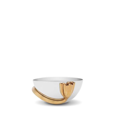 Lobjet deco leaves bowl small dl10 homebello