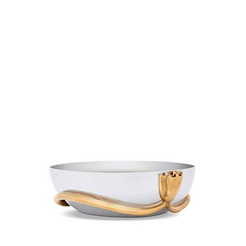 Lobjet deco leaves bowl medium dl11 homebello