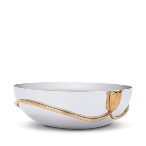 Lobjet deco leaves bowl large dl12 homebello