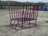 Lifted Round Bale Feeder