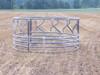 Heavy Galvanized Round Bale Feeder