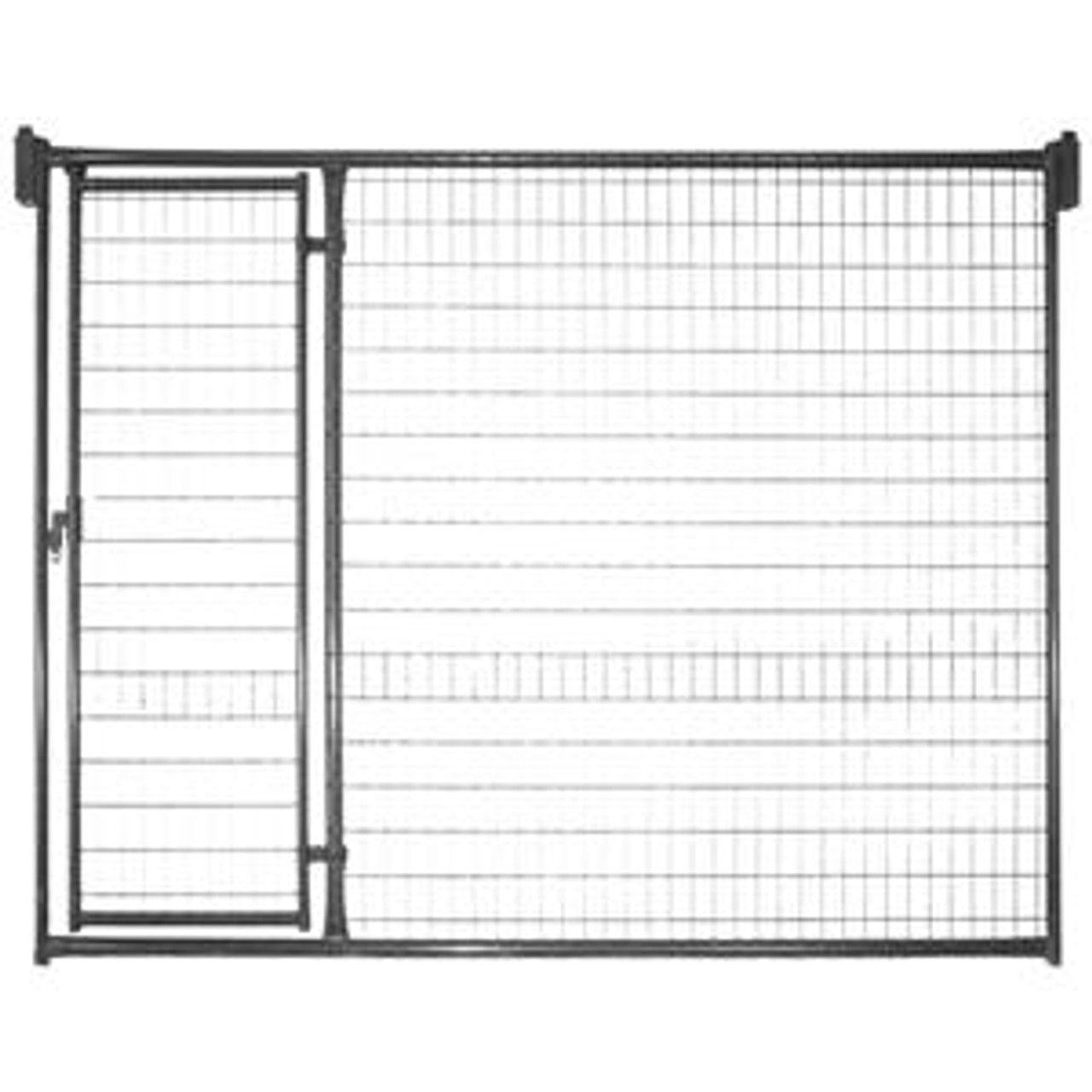 10' Priefert Kennel Front Only