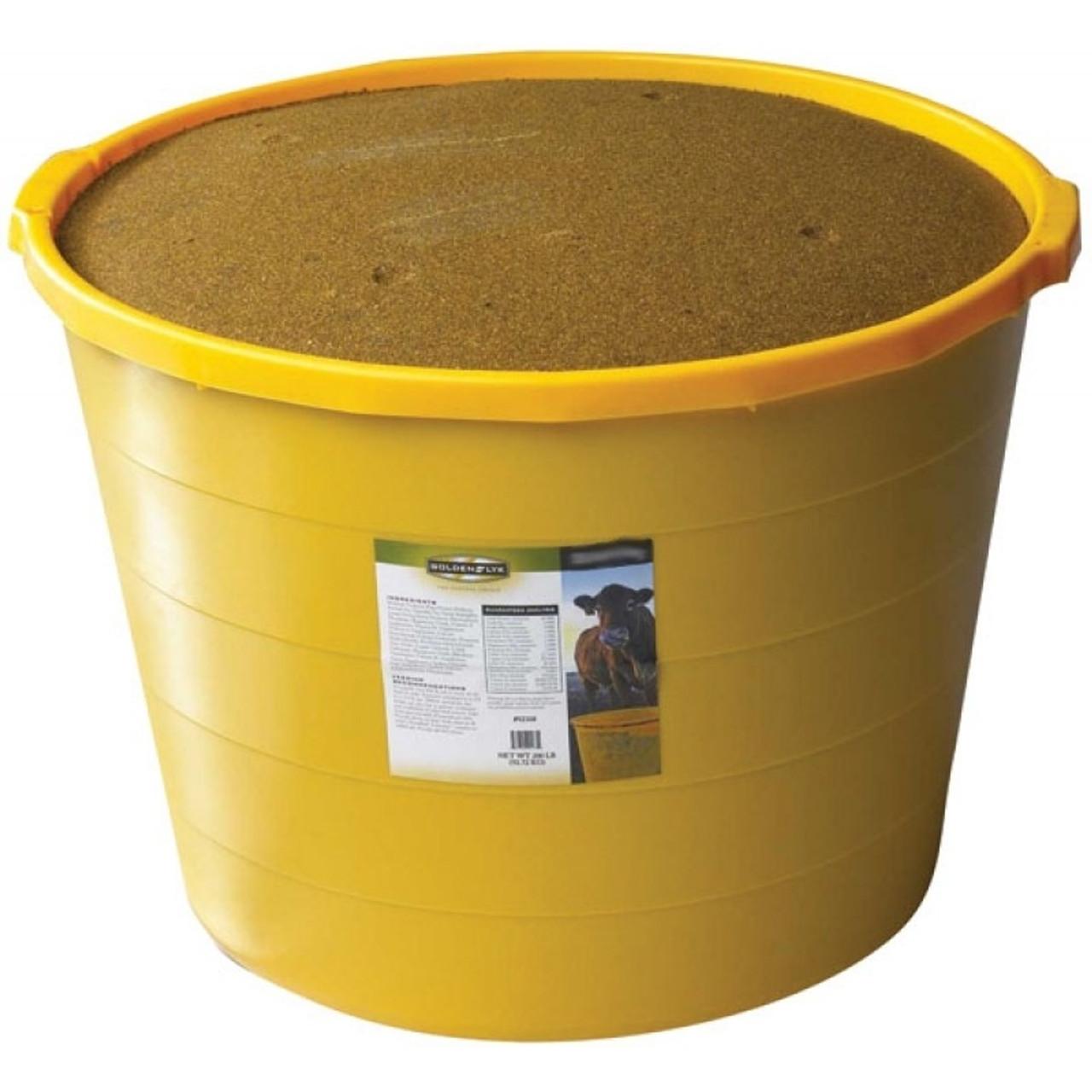 Golden Lyk 20% AN Protein Tub