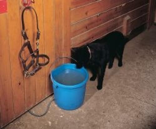 Heated Flat Back Bucket