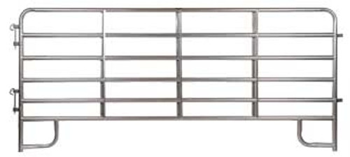 Galvanized Corral Panel