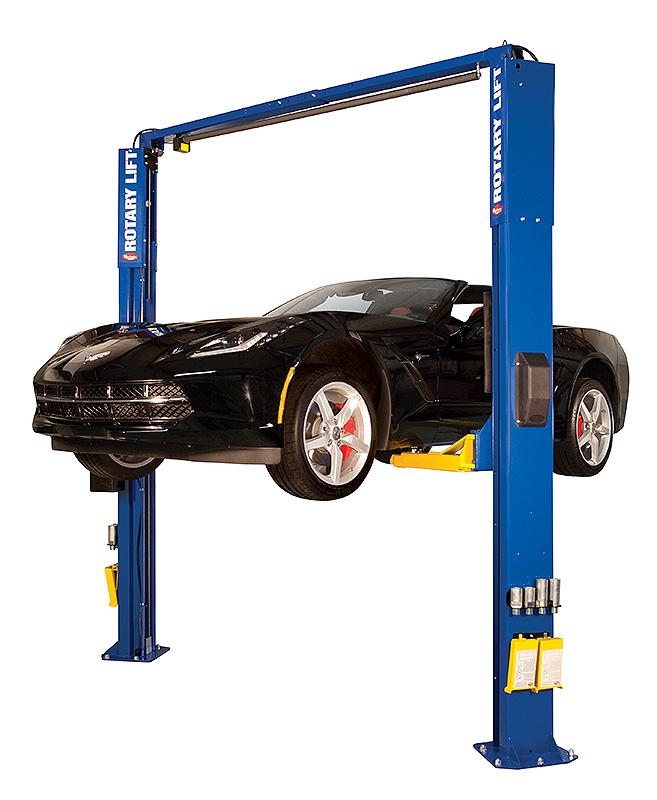 Rotary® SPOA10-TA-Blue Trio Corvette
