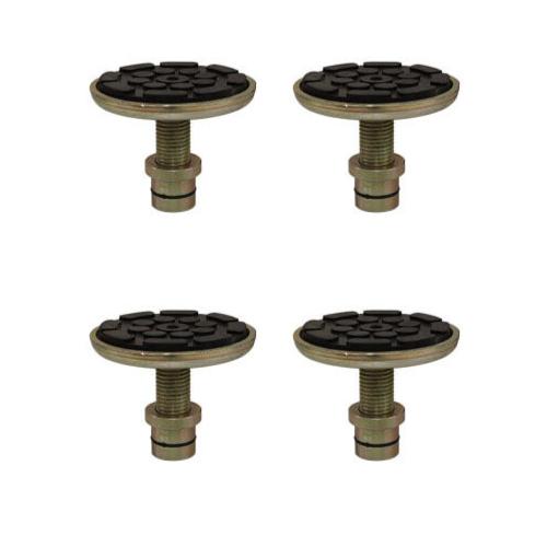 W-P201730-4  Set of 4 Screw Pad Adapters